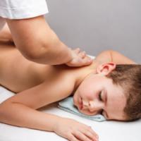 Benefits of Massage for Kids